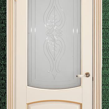 Дверь Елена со стеклом